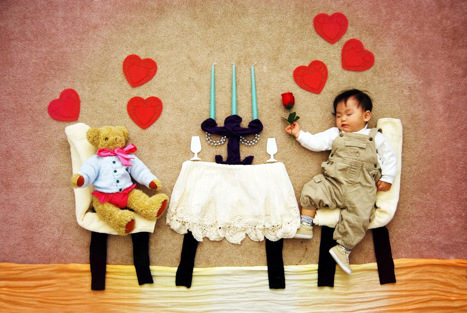 Как сделать ребенку фотосессию дома